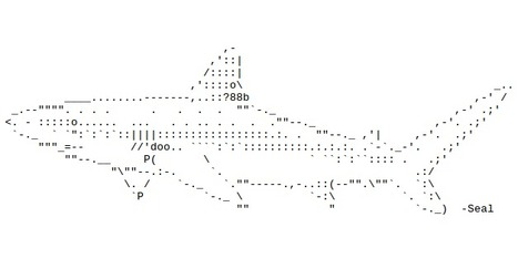 Favorit ASCIIart' in ASCII Art, Page 2 | Scoop.it HE24