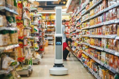 Tally, le robot du retail qui s'attaque aux ruptures en magasin | Des robots et des drones | Scoop.it