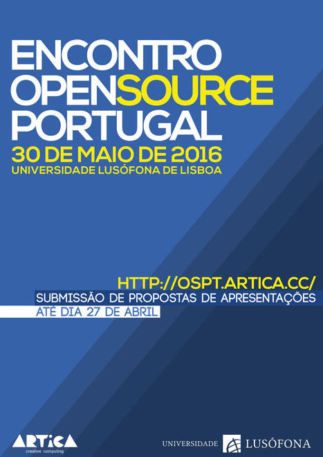 Artica organiza Encontro Open Source em Portugal | The World of Open | Scoop.it