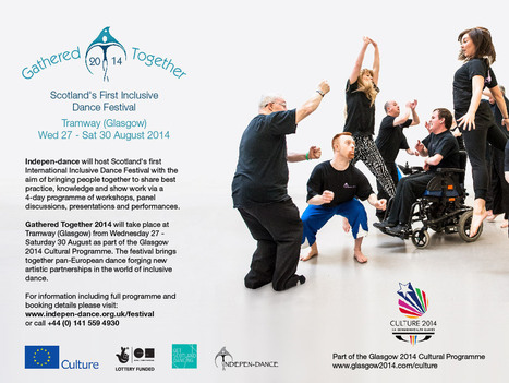 Indepen-dance | Gathered Together – An Inclusive Dance Festival | equalities news | Scoop.it