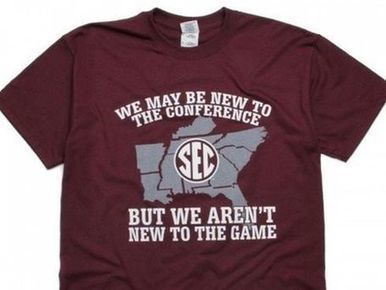Texas A&M Embarks For the SEC, Immediately Gets Lost   Geography Education   Scoop.it