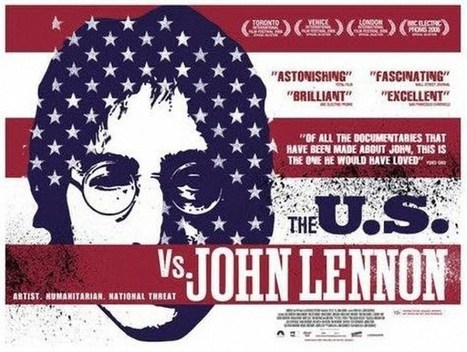 Documental: Los Estados Unidos contra John Lennon | La R-Evolución de ARMAK | Scoop.it
