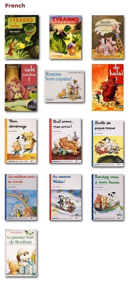 Des livres pour enfants à télécharger   L'Atelier de la Culture   Scoop.it