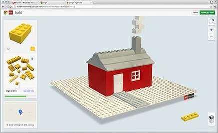 Costruisci il mondo con LEGO e Google Chrome | A Geography Scrapbook | Scoop.it