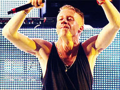Macklemore & Ryan Lewis Preach One Love At Hangout Festival - MTV.com   Epic Awesomeness   Scoop.it
