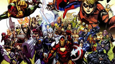 Marvel Unlimited : comics en lecture illimitée sur iPhone et iPad | Comics France | Scoop.it