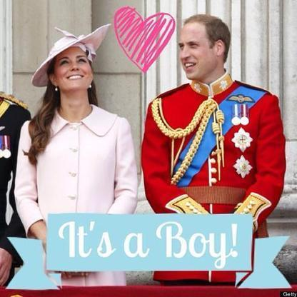 The Royal Baby Is Born, the World Goes Wild | Social Media, Marketing and Promotion | Scoop.it