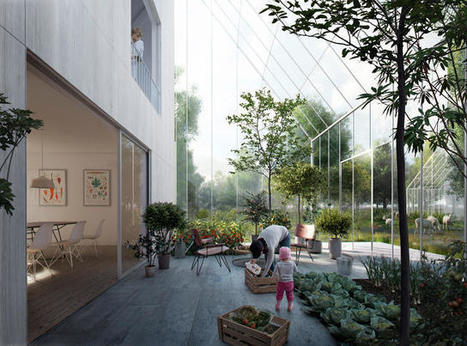 This New Neighborhood Will Grow Its Own Food, Power Itself, And Handle Its Own Waste | Renew Cities: Environmental Sustainability | Scoop.it