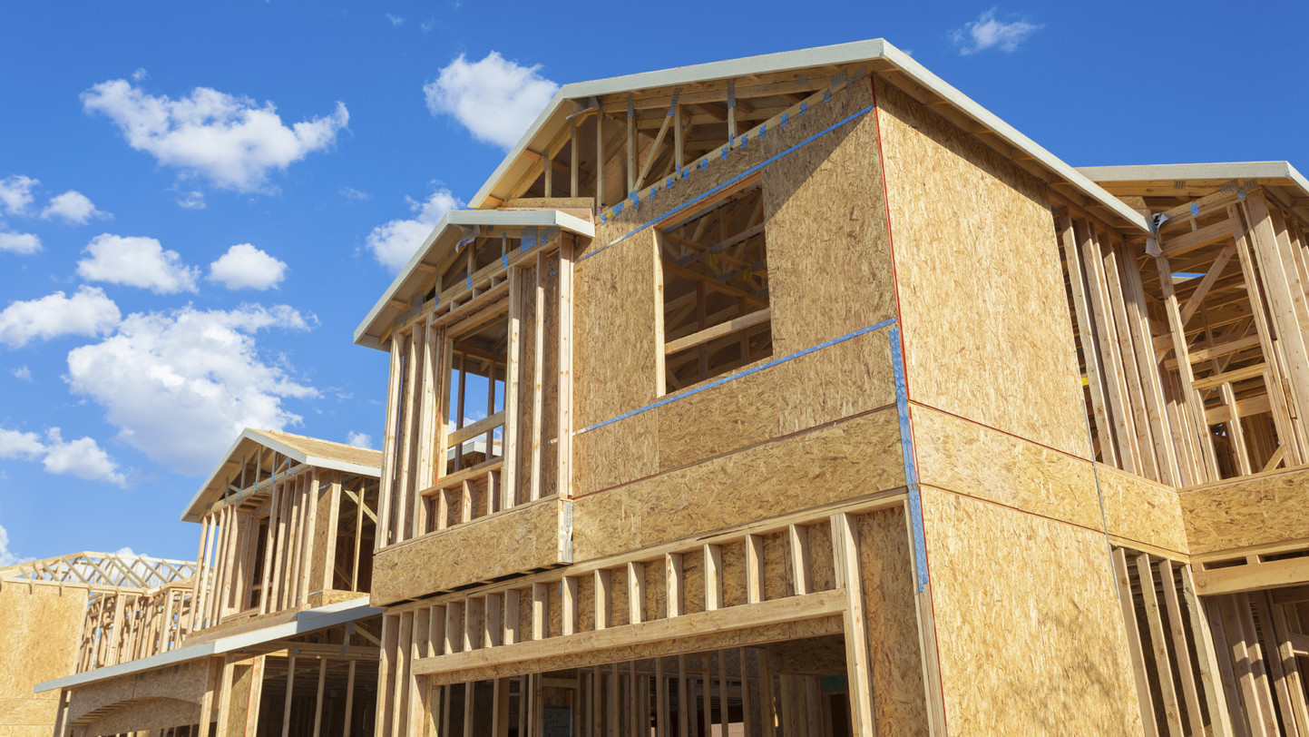 New Construction Report More New Homes In The