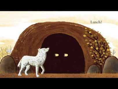 'I Will Not Eat You (Book Trailer)' on ViewPure | Great Children's Books | Scoop.it
