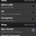 Politico Emphasizes Personalization in Its Latest App Update | Mobile Journalism Apps | Scoop.it