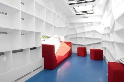 100 years of bookmobiles   Innovative Leadership in School Libraries   Scoop.it
