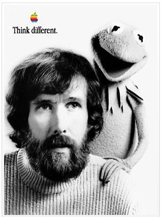 The Real Story Behind Apple's 'Think Different' Campaign - Forbes   Future Of Advertising   Scoop.it