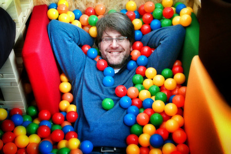 New Google+ Head David Besbris: We're Here for the Long Haul (Q&A)   Google + Applications   Scoop.it
