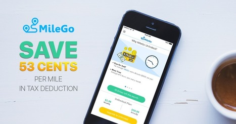 The best mileage tracker app for ios and android devices- milego