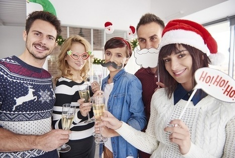 How to Reward Your Staff over Christmas and the New Year | Employee Engagement - Hppy Scoop | Scoop.it