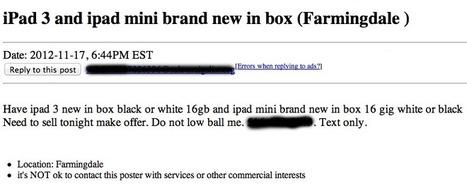 FBI arrests JFK worker in heist of 3600 Apple iPad minis | Global Logistics Trends and News | Scoop.it