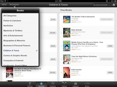 iPad Tips for Teachers to find Free iBooks for Education | iwb's | Scoop.it