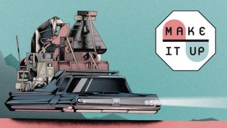 Pour en finir avec le complot des lave-linges | NOVAPLANET | Make It Up 2012 | Scoop.it