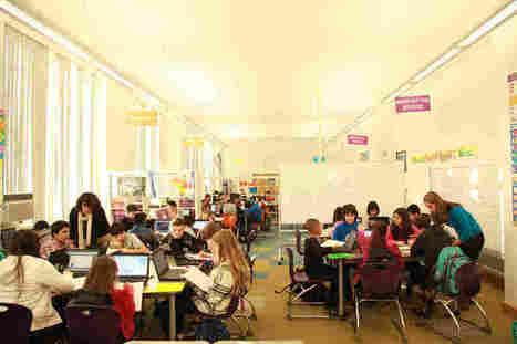 Meet The Classroom Of The Future | Technology in K-12 Education | Scoop.it