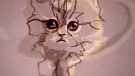 Un clip avec des chats animés   Vidéos de chats !   CaniCatNews-actualité   Scoop.it