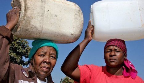 Daily Maverick - South Africa's ultimate problem: water delivery failure | Lawfare: Water Wars | Scoop.it
