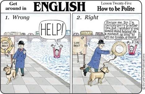 "L'inglese, una ""lingua educata""   Lexicool.com Web Review   Scoop.it"