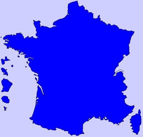 Départements et régions de France | POURQUOI PAS... EN FRANÇAIS ? | Scoop.it