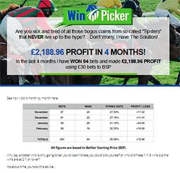 winpicker' in Best Betting Systems | Scoop it