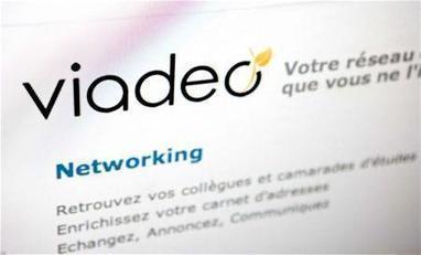 Le réseau social Viadeo sera repris par la groupe de presse Le Figaro | Internet world | Scoop.it