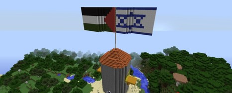 How 'Minecraft' Is Connecting Kids Caught Up in the Israel-Palestine Conflict | Motherboard | Geek Therapy | Scoop.it