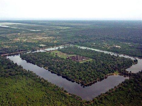 Archéologie: Des cités géantes enfouies découvertes sous la jungle d'Angkor | The Blog's Revue by OlivierSC | Scoop.it