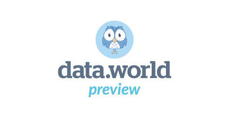 data.world preview - the social network for data people | Online Marketing Resources | Scoop.it