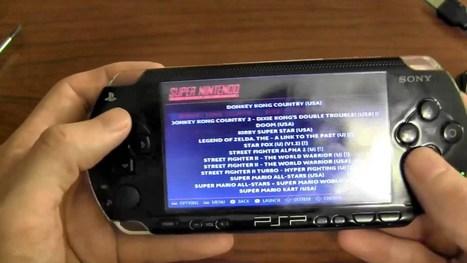 PSPi Version 2: A pi zero inside of a Sony PSP #piday #raspberrypi @Raspberry_Pi | [OH]-NEWS | Scoop.it