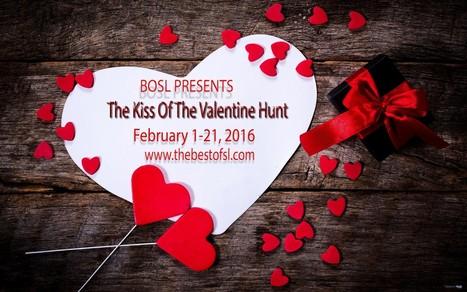 Kiss of The Valentine Hunt | Teleport Hub - Second Life Freebies | Second Life Freebies | Scoop.it