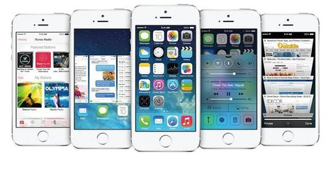 Your iPhone and iPad Are in for a Big Change Today | Information age | Scoop.it