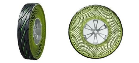 IP35 : Bientôt des pneus increvables sans air sur nos voitures ? | TRIZ et Innovation | Scoop.it