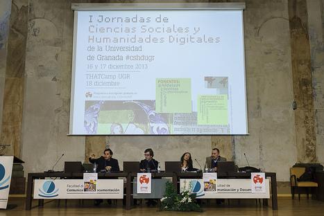 GrinUGR, un proyecto disruptivo sobre culturas digitales | Humanidades Digitales | ePedagogía | Scoop.it