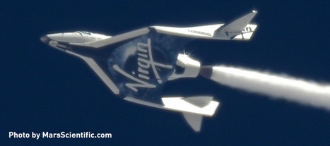 "News – SpaceShipTwo Advances Towards Powered Flight with Spectacular ""Cold-Flow"" Test 