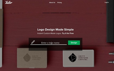 Los mejores sitios para crear un logotipo en línea | Recursos Educativos Abiertos | Scoop.it