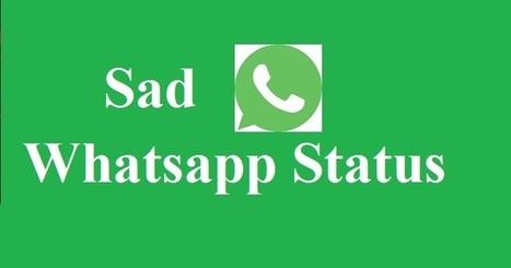 Sad Whatsapp Status In Hindi And English News
