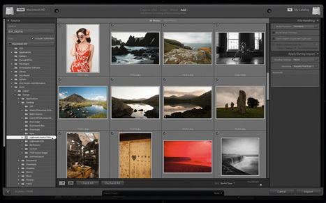 10 simple ways Lightroom can save you time editing photos | Design, Photography & Social Media | Scoop.it