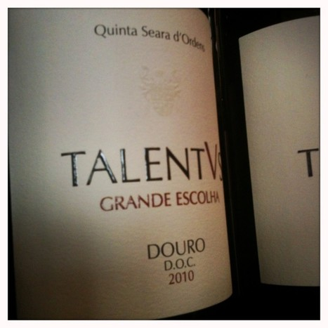Talentvs Grande Escolha (2010) | Wine Lovers | Scoop.it