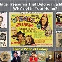 Conway's Vintage Treasures | Conway's Vintage Treasures | Scoop.it