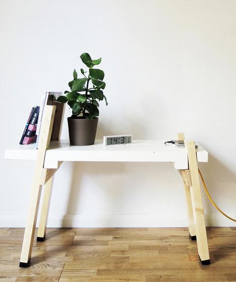 Furniture Co Designed By Alexander Schnell Sramek For 3 D Design