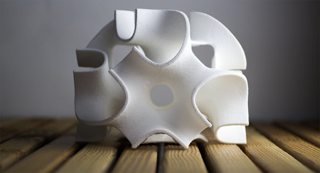 3D Printed Sugar | the sugar lab | Additive Manufacturing News | Scoop.it