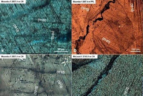 World's largest asteroid impact zone found in central Australia | Amazing Science | Scoop.it