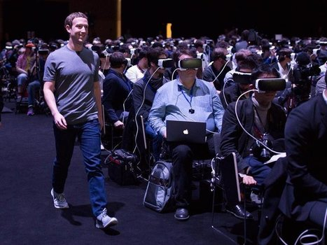 Mark Zuckerberg will testify in a $2 billion lawsuit that claims the VR startup he bought was based on stolen tech | Entrepreneurship, Innovation | Scoop.it