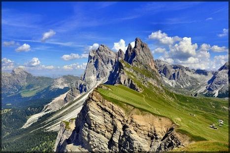 Italy: Dolomites | Wicked! | Scoop.it