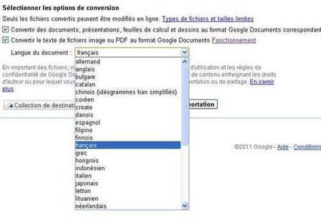 9 OCR gratuits, en ligne et sans logiciel | EDTECH - DIGITAL WORLDS - MEDIA LITERACY | Scoop.it